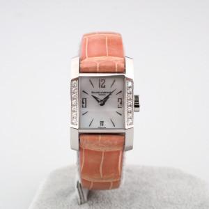 Швейцарские часы Baume & Mercier Hampton Diamond