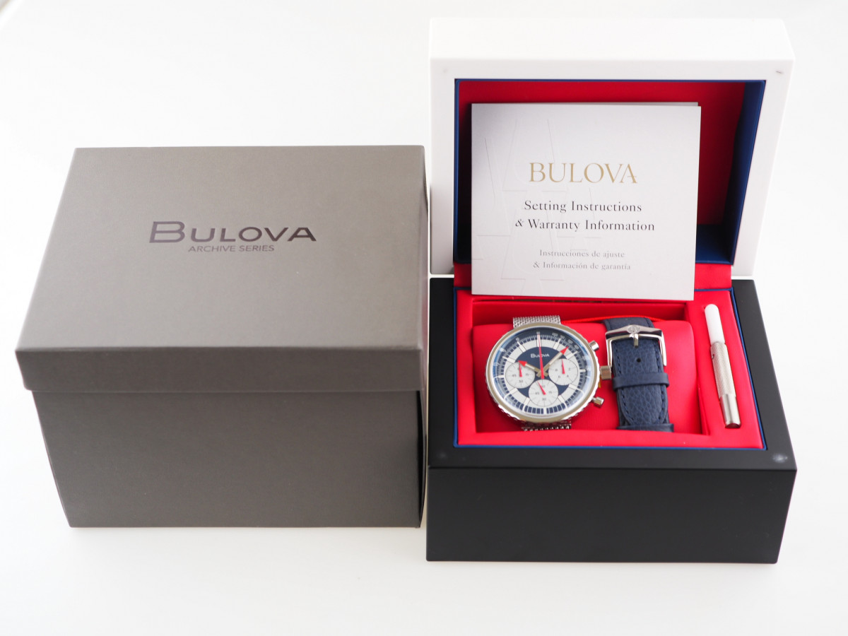 Швейцарские часы Bulova Special Edition Archive Series