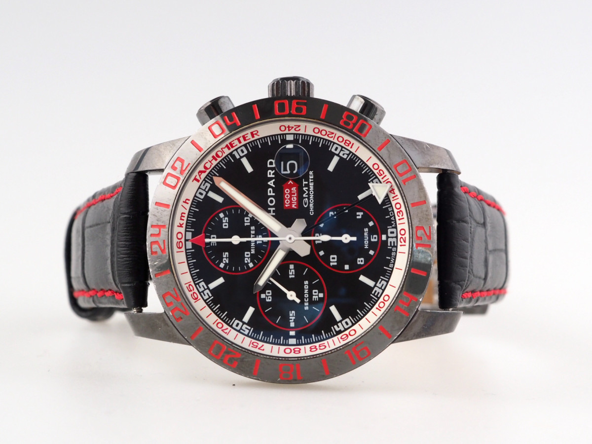 Швейцарские часы Chopard Mille Miglia GMT Speed 2 Black