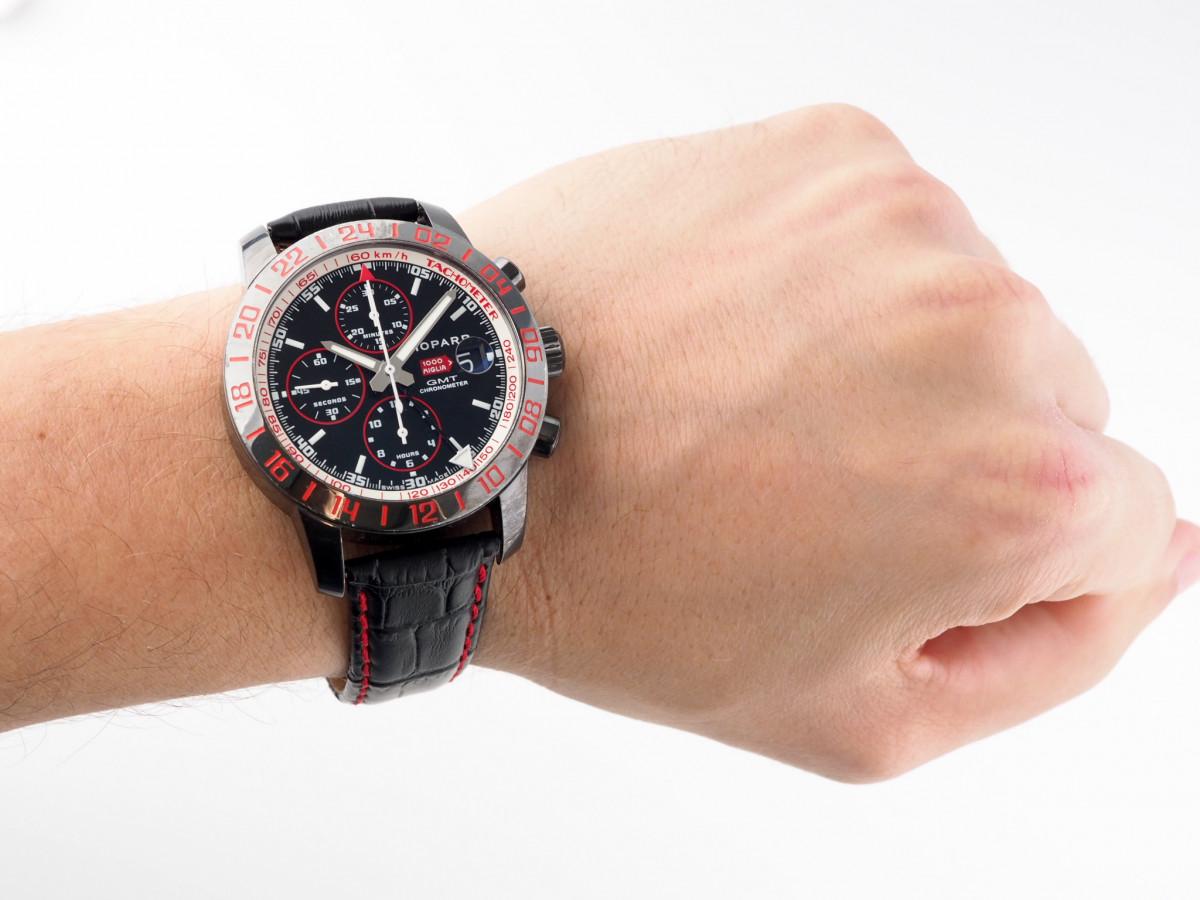 Швейцарские часы Chopard Mille Miglia GMT Speed 2 Black