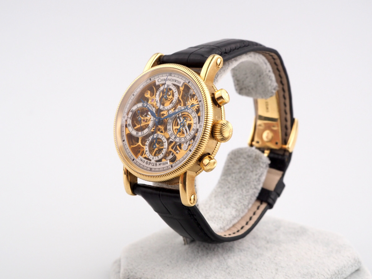 Швейцарские часы Chronoswiss Opus