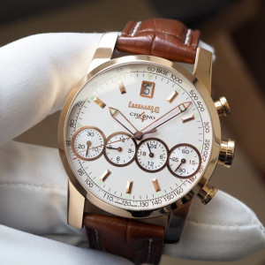 Швейцарские часы Eberhard & Co. Chrono4 Chronograph