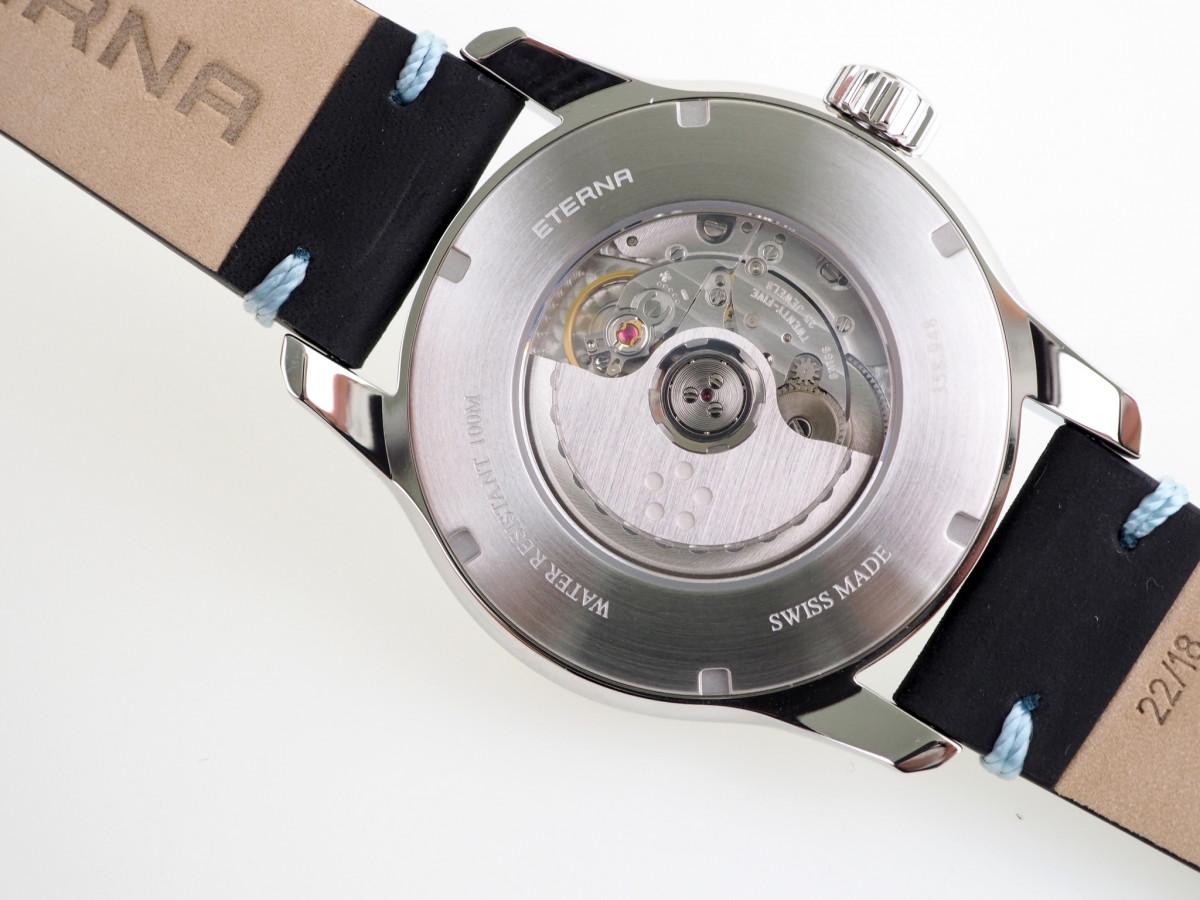 Швейцарские часы Eterna KonTiki Adventure Bronze 44