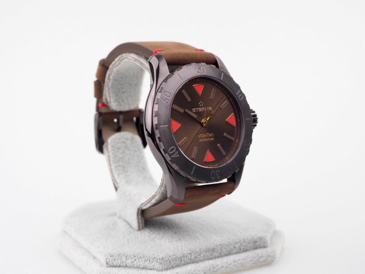 Швейцарские часы Eterna KonTiki Adventure 44