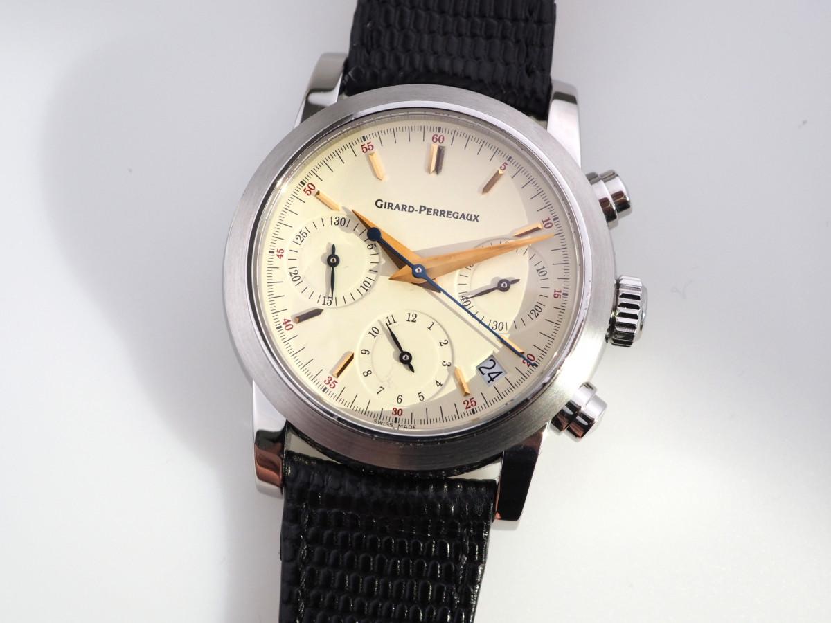 Швейцарские часы Girard Perregaux Ferrari Chronograph