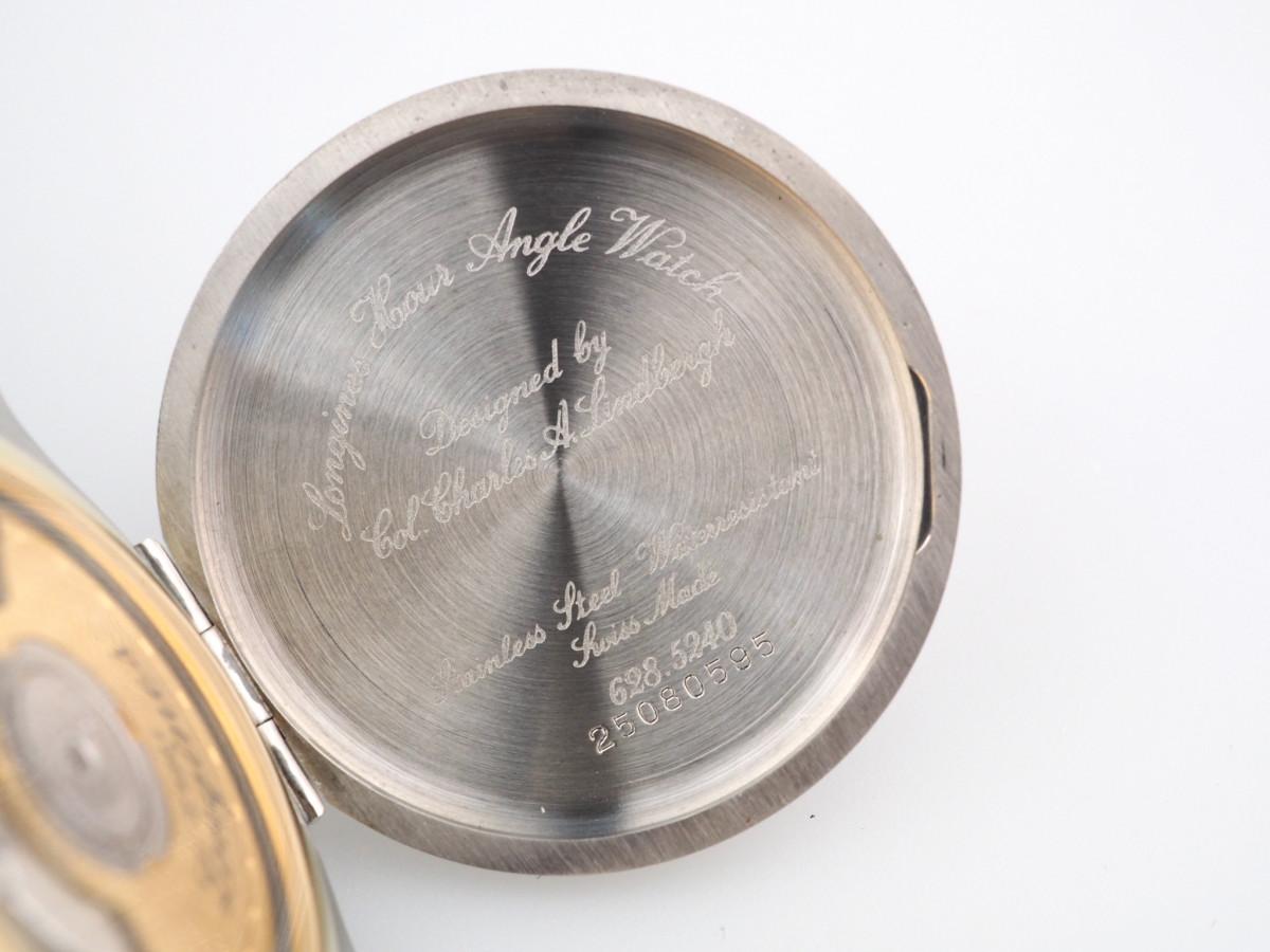 Швейцарские часы Longines Lindbergh Hour Angle