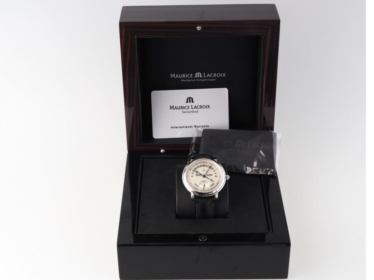 Швейцарские часы Maurice Lacroix Masterpiece Jour et Nuit