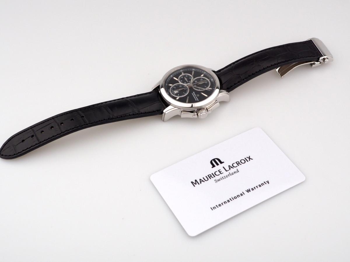 Швейцарские часы Maurice Lacroix Pontos Chronograph
