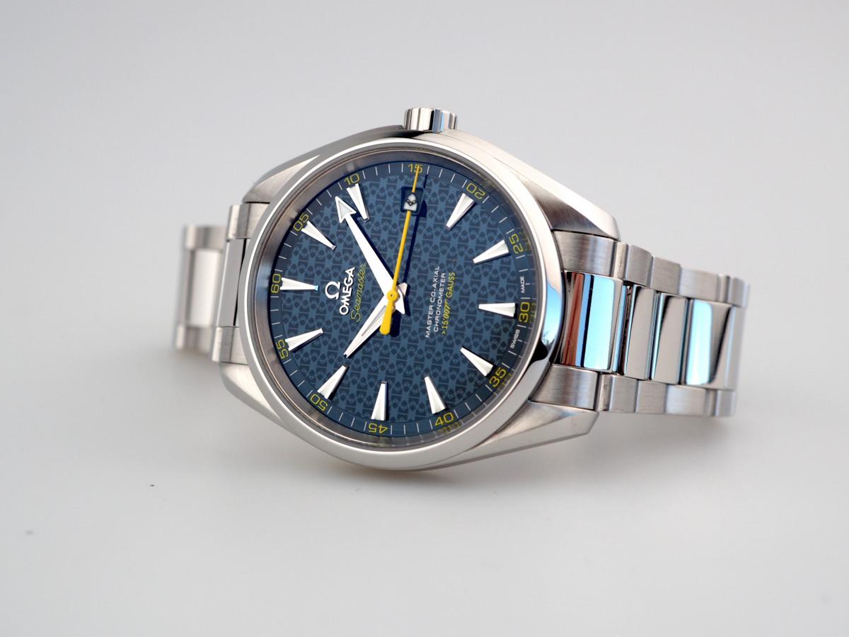 Швейцарские часы Omega Seamaster Aqua Terra James Bond 007 Spectre Limited