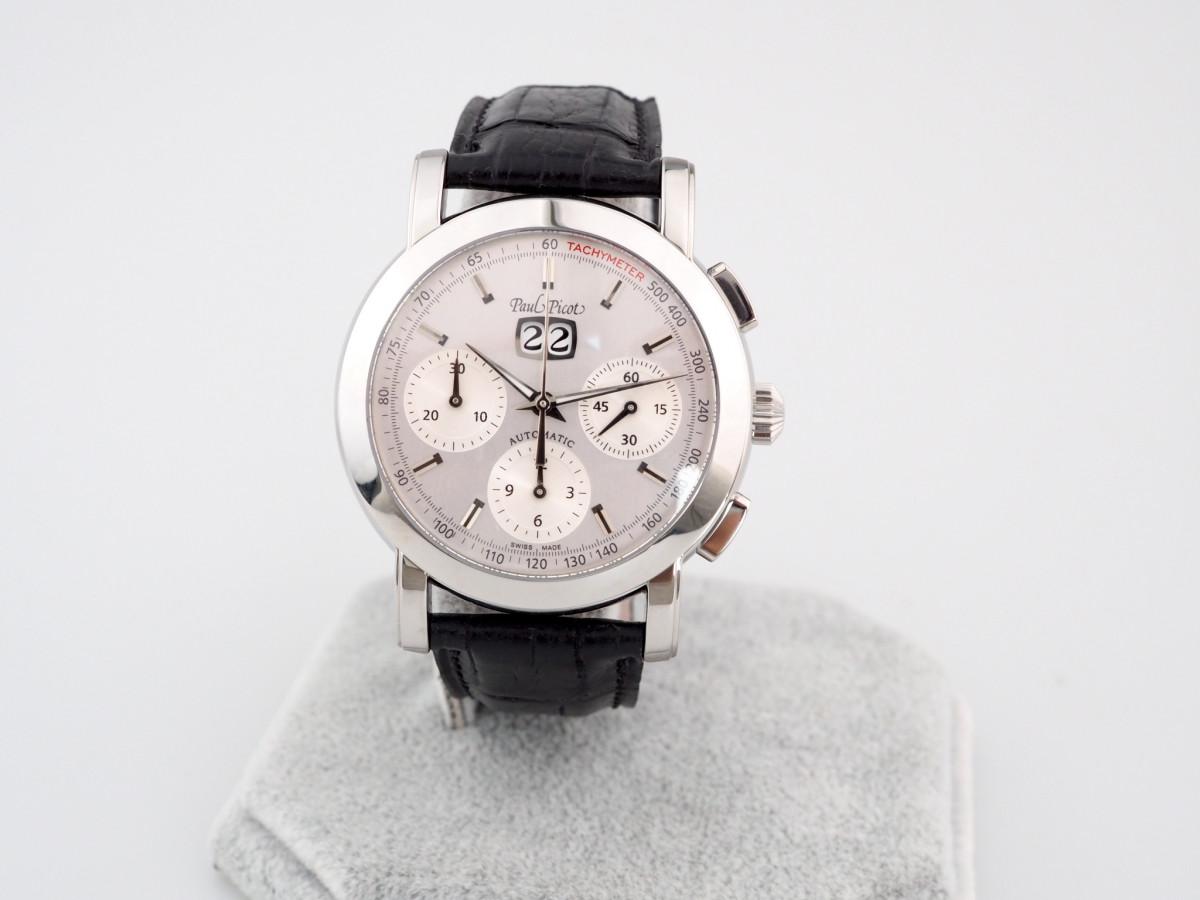 Швейцарские часы Paul Picot Firshire Ronde Chronograph Automatic
