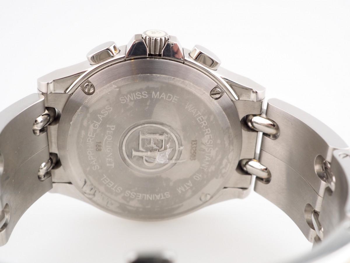 Швейцарские часы Pequignet Moorea Chronograph