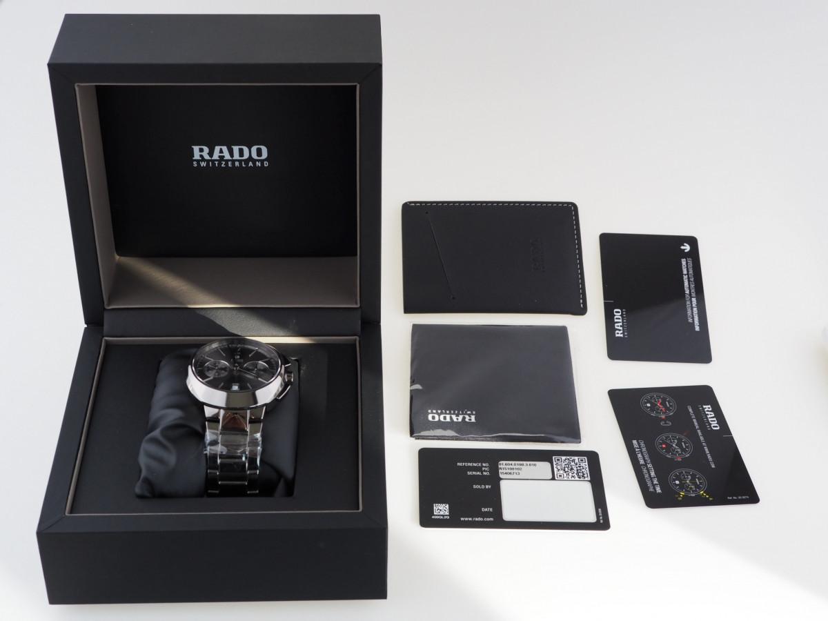 Швейцарские часы Rado D-Star Chronograph