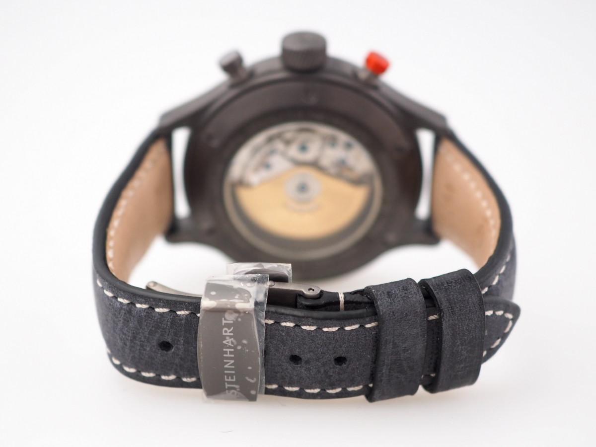 Швейцарские часы Steinhart Nav.B-Chrono 47 Baumuster B Grey Edition