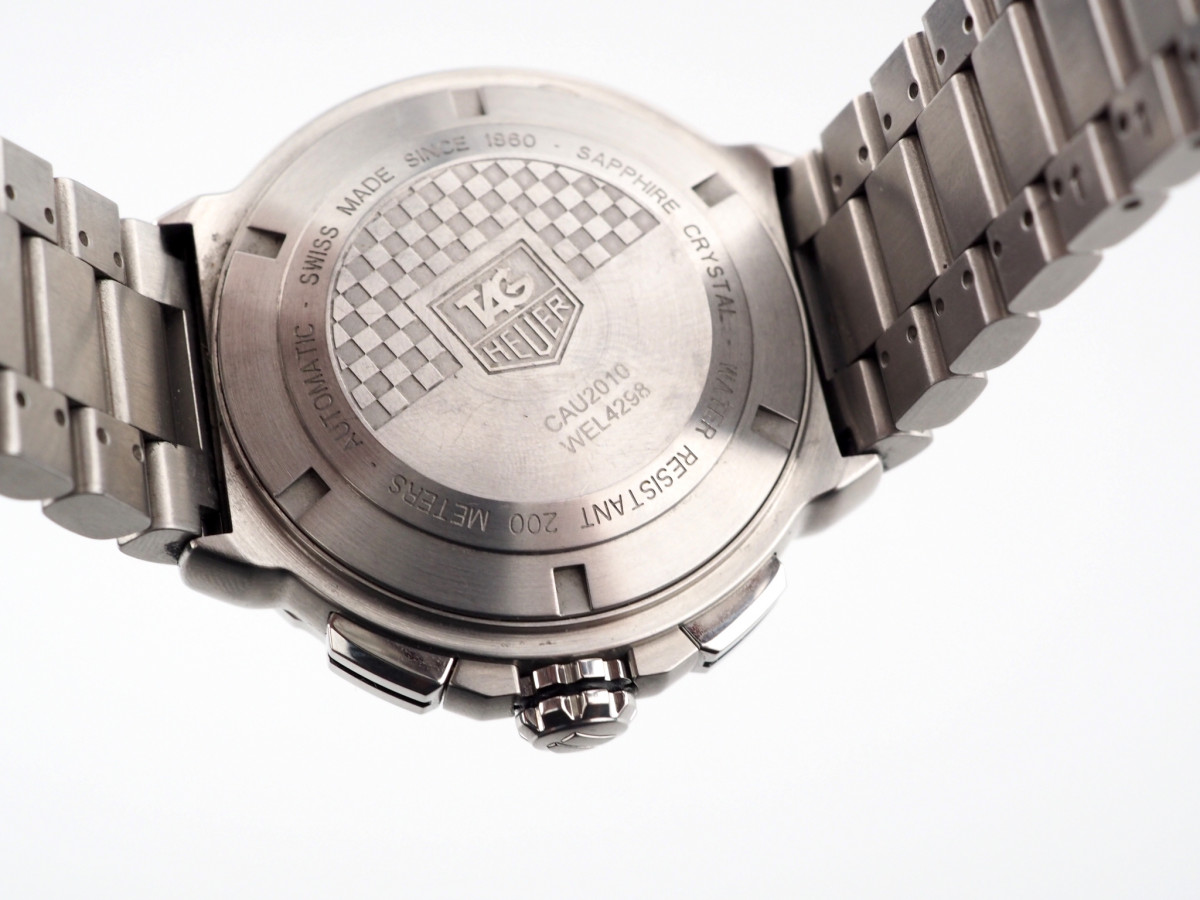 Швейцарские часы TAG Heuer Formula 1 Calibre 16 Chronograph