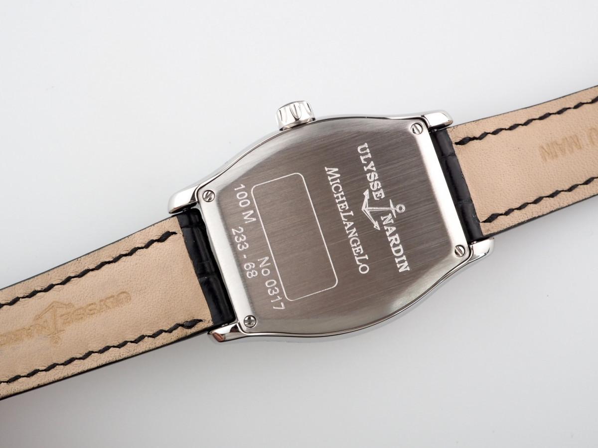 Швейцарские часы Ulysse Nardin Michelangelo Big Date