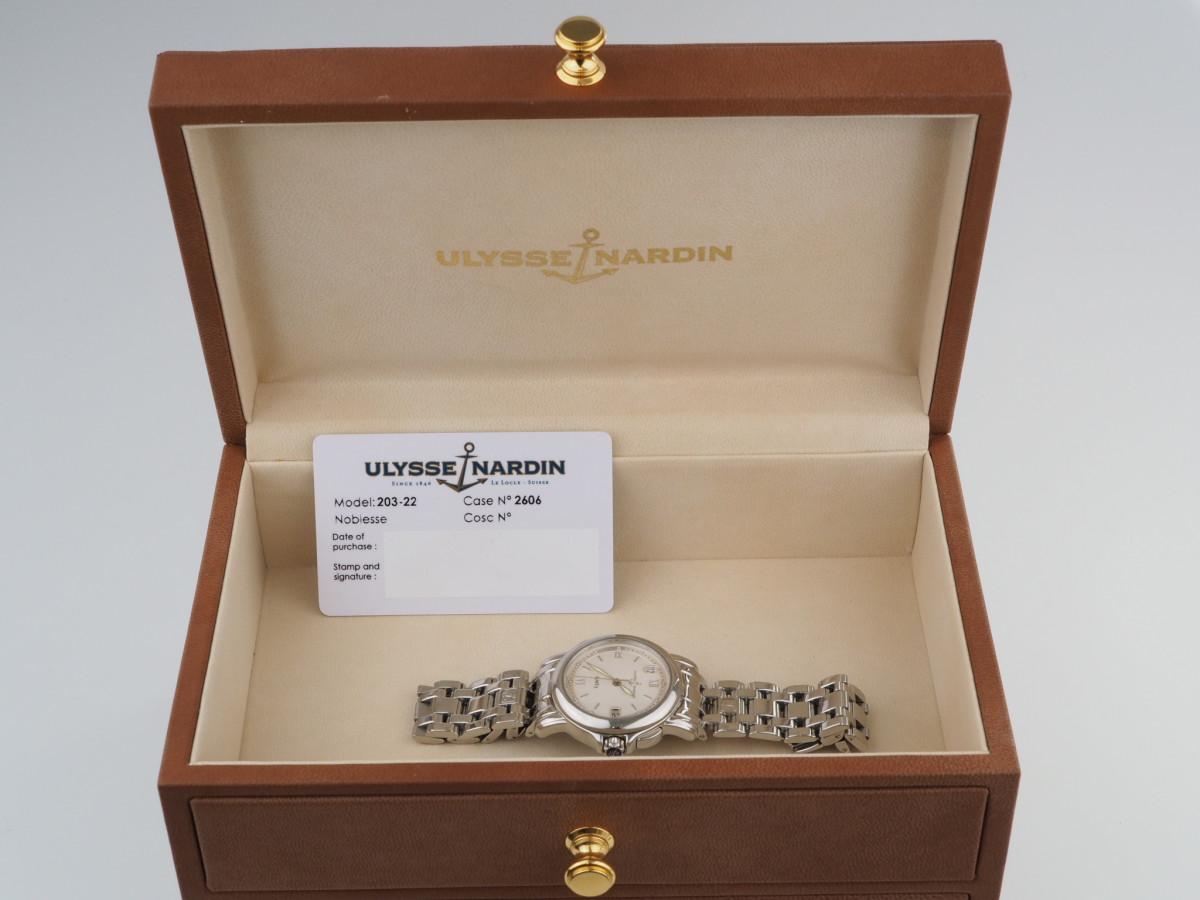 Швейцарские часы Ulysse Nardin San Marco GMT