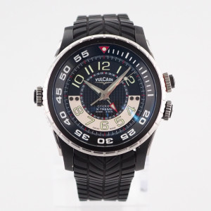 Швейцарские часы Vulcain Cricket Aviator Diver X-Treme