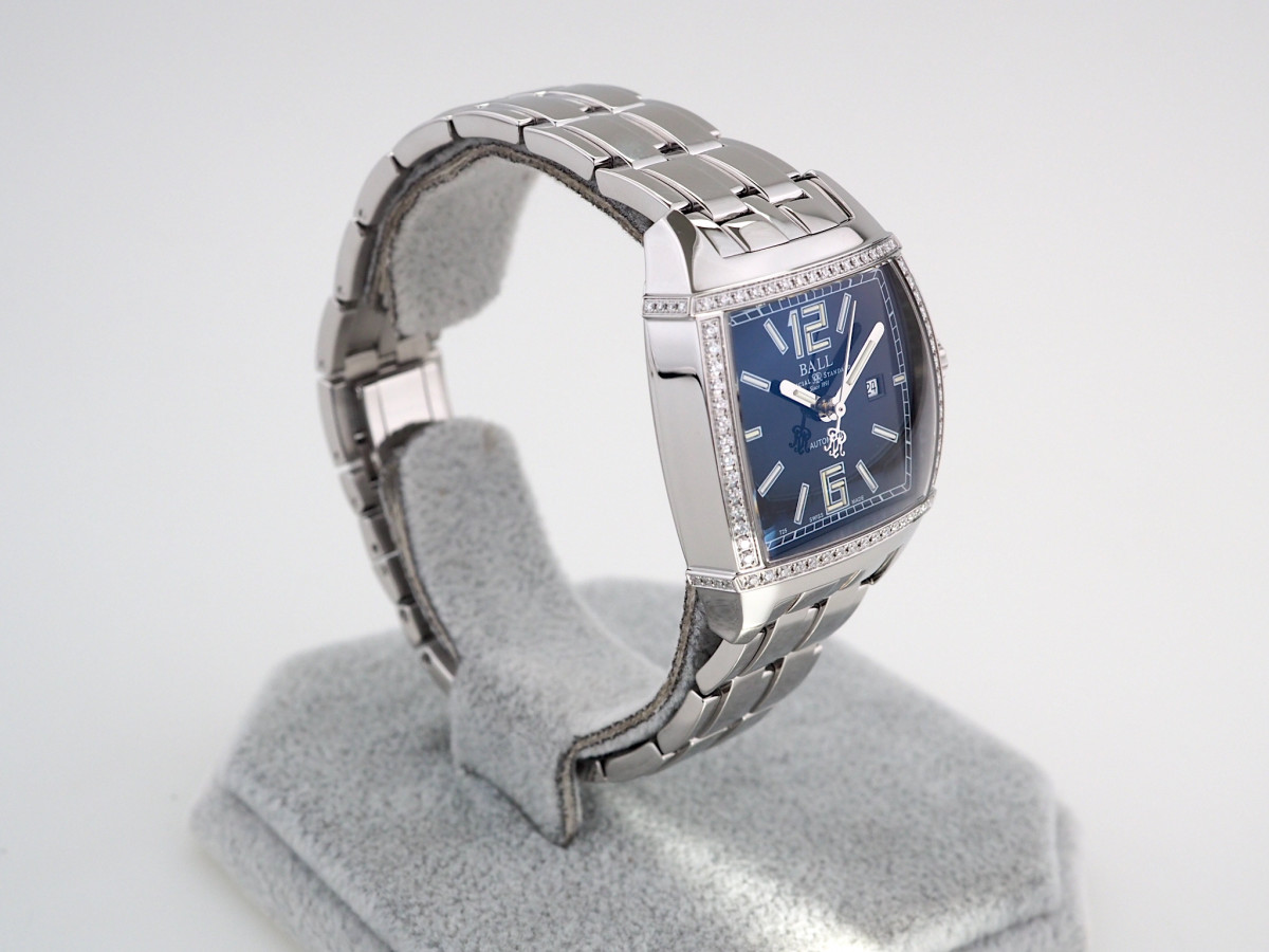 Швейцарские часы Ball Conductor Transcent Diamond