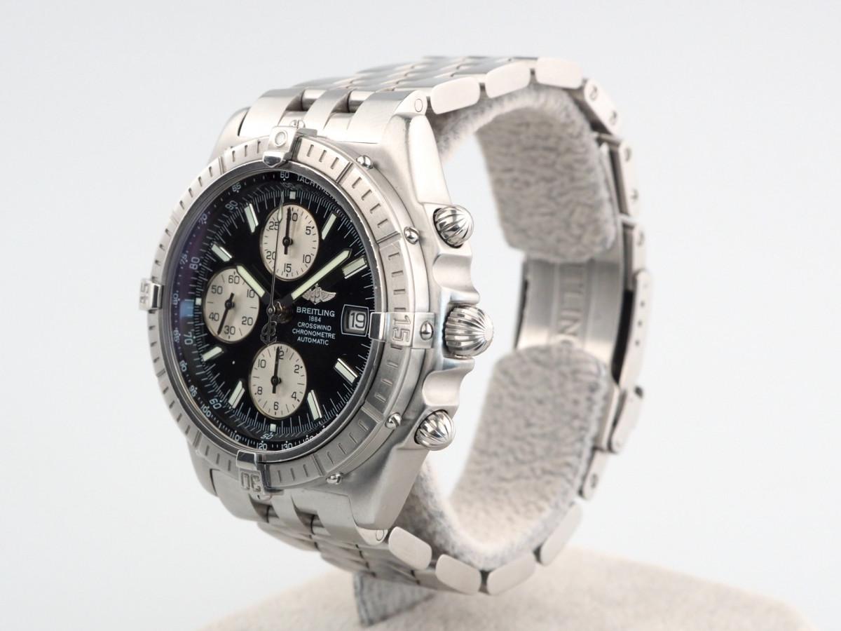 Швейцарские часы Breitling Windrider Crosswind Chronograph