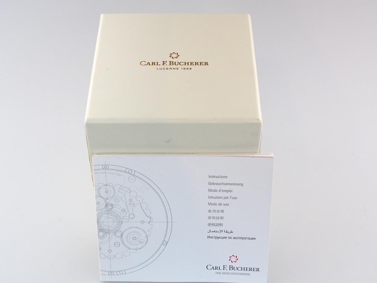 Швейцарские часы Carl F.Bucherer Patravi AutoDate