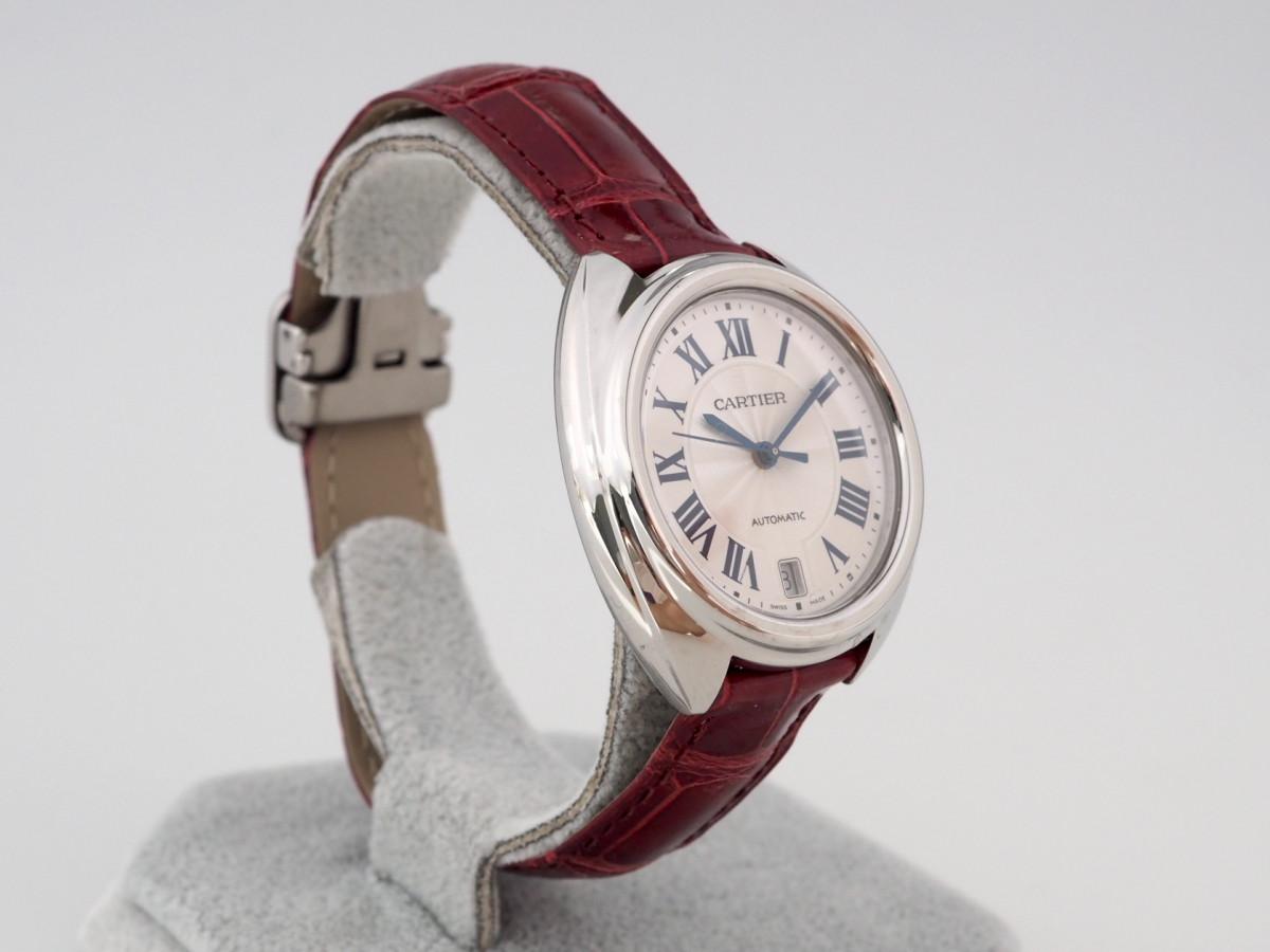 Швейцарские часы Cartier Cle De Cartier