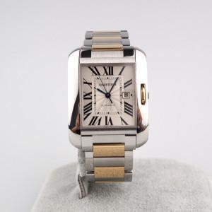 Швейцарские часы Cartier Tank Anglaise