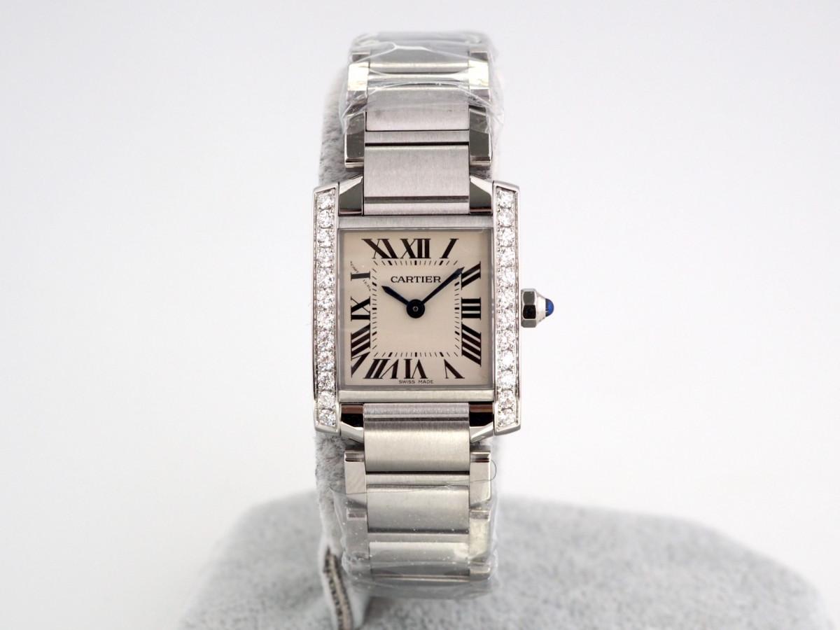 Швейцарские часы Cartier Tank Francaise Small