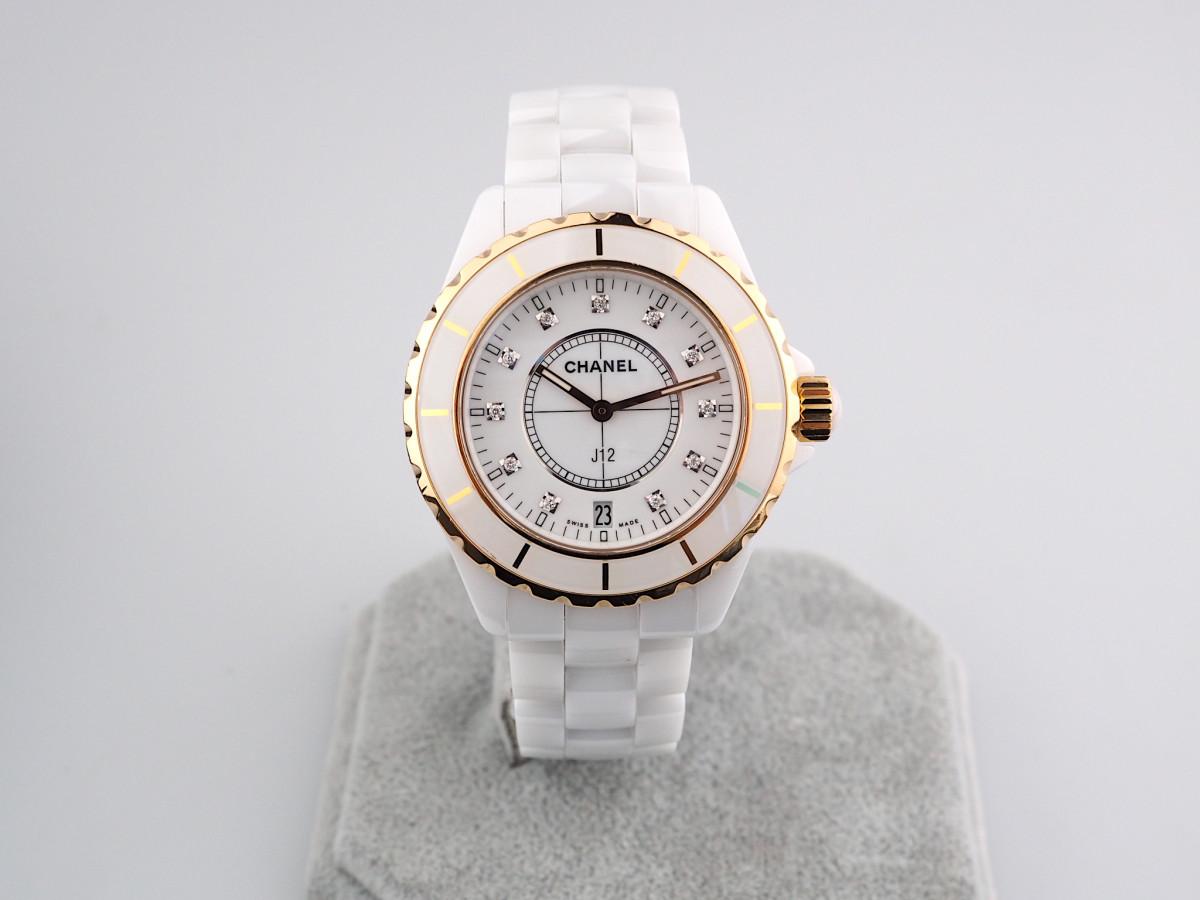 Швейцарские часы Chanel J12