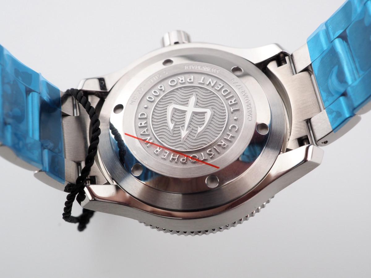 Швейцарские часы Christopher Ward C60 Trident Pro 600