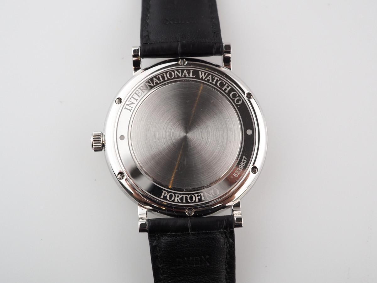 Швейцарские часы IWC Portofino Automatic Silver Dial
