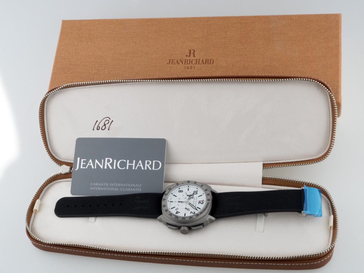 Швейцарские часы JeanRichard Aeroscope