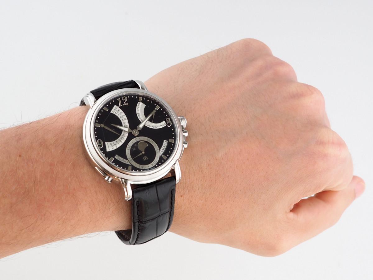 Швейцарские часы Lacroix Masterpiece Lune Retrograde