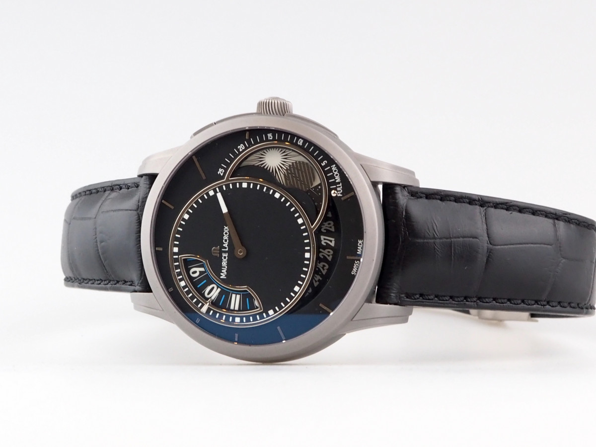 Швейцарские часы Maurice Lacroix Pontos Decentrique Phases de Lune