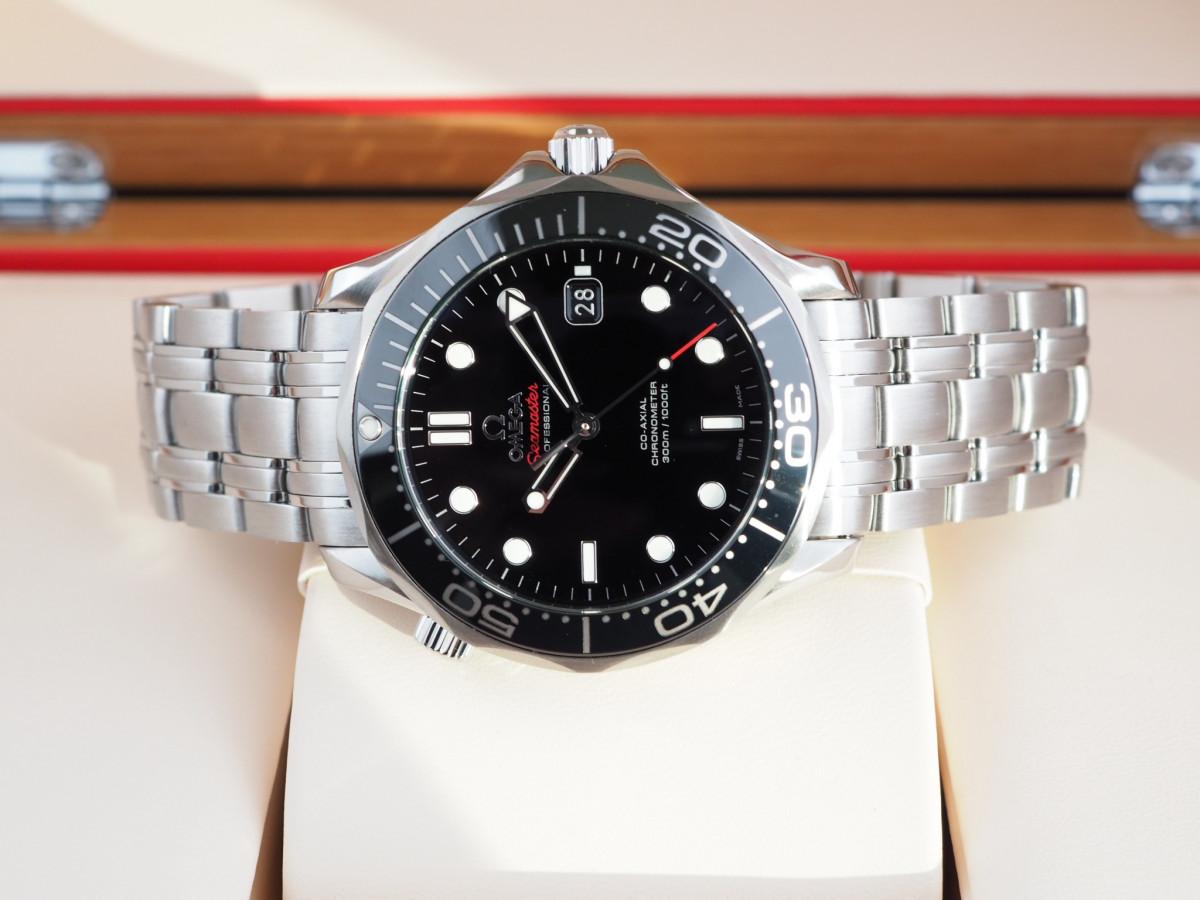 Швейцарские часы Omega Diver 300 M Co-Axial