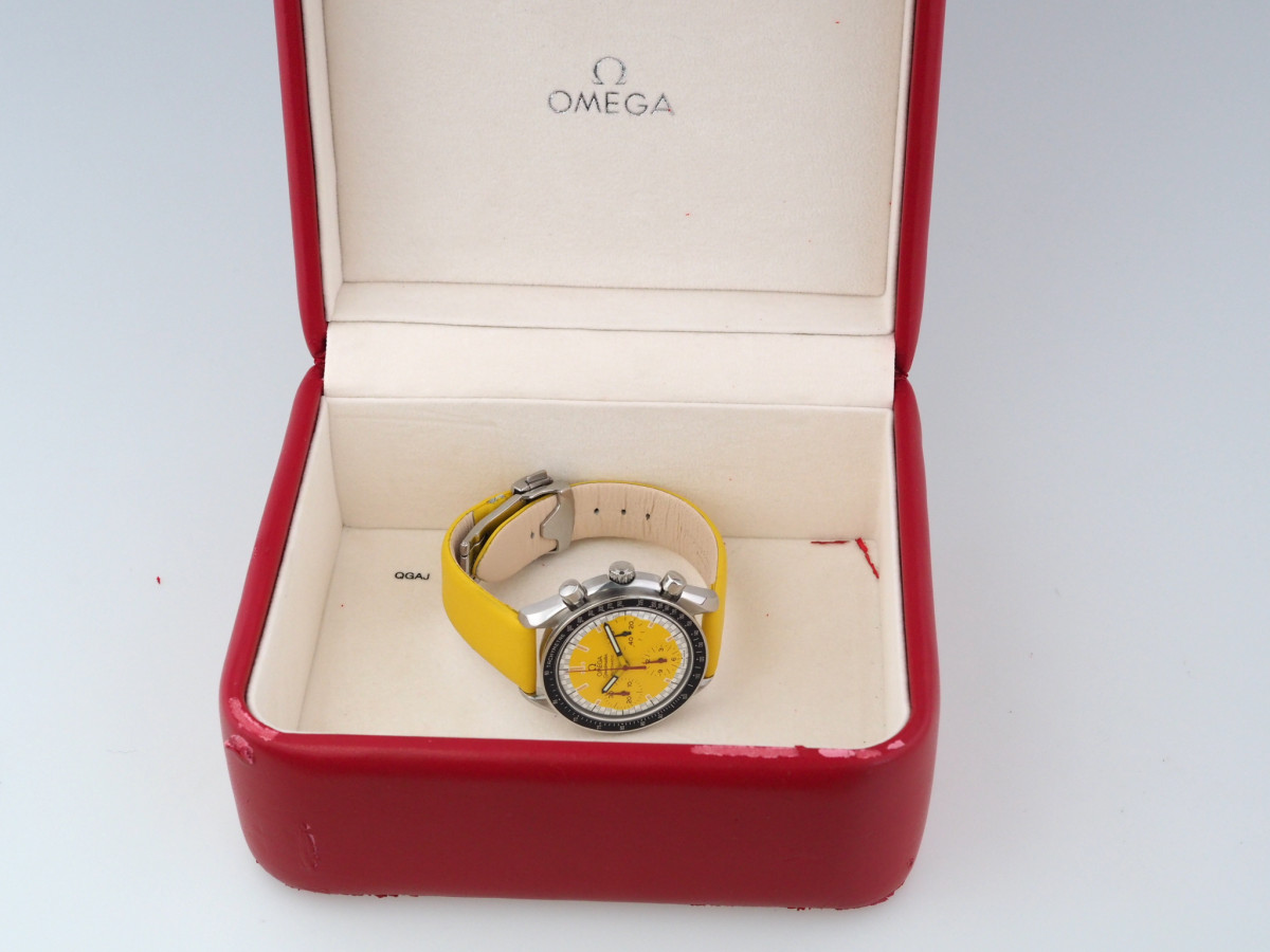 Швейцарские часы Omega Speedmaster Reduced Schumacher