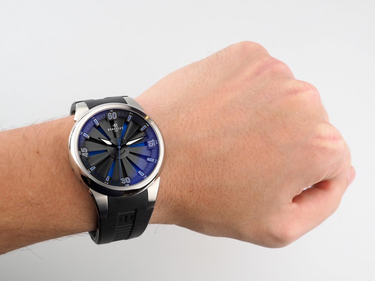 Швейцарские часы Perrelet Turbine