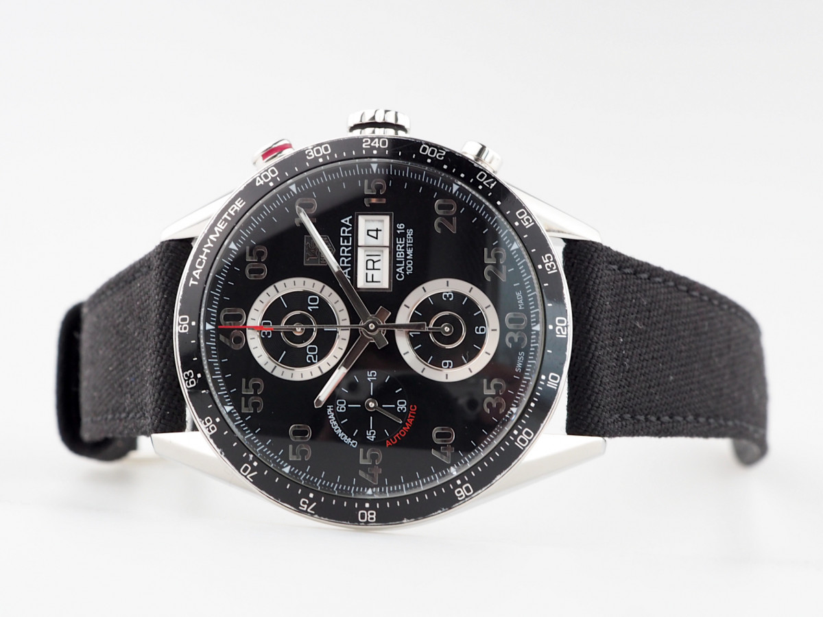 Швейцарские часы TAG Heuer Carrera Day Date Caliber 16 Chronograph