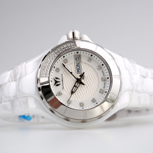 Швейцарские часы Technomarine Cruise White Diamonds