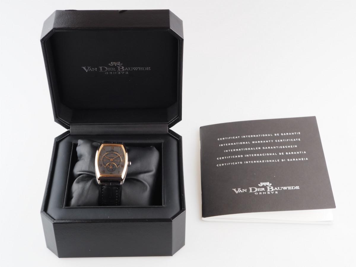 Швейцарские часы Van Der Bauwede Orient Express Quantieme