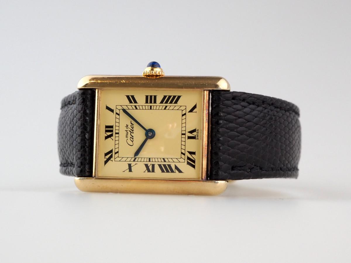 Швейцарские часы Cartier Must de Cartier Vintage Tank