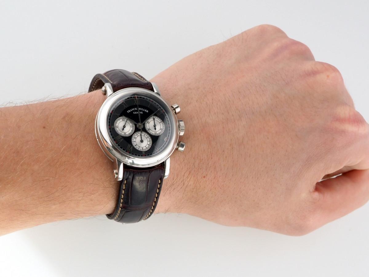 Швейцарские часы Franck Muller Chronograph Ronde