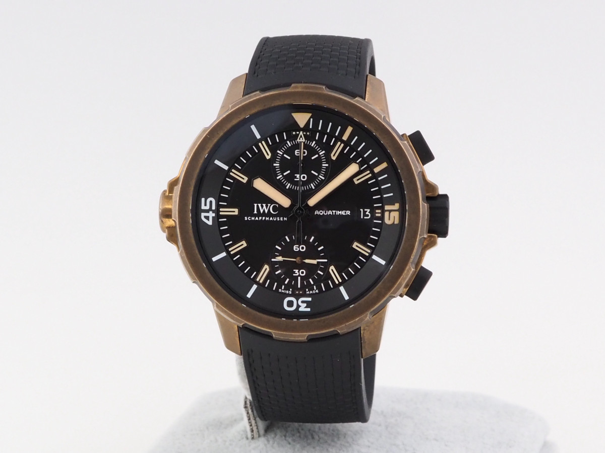 Швейцарские часы IWC Aquatimer Chronograph Expedition Charles Darwin