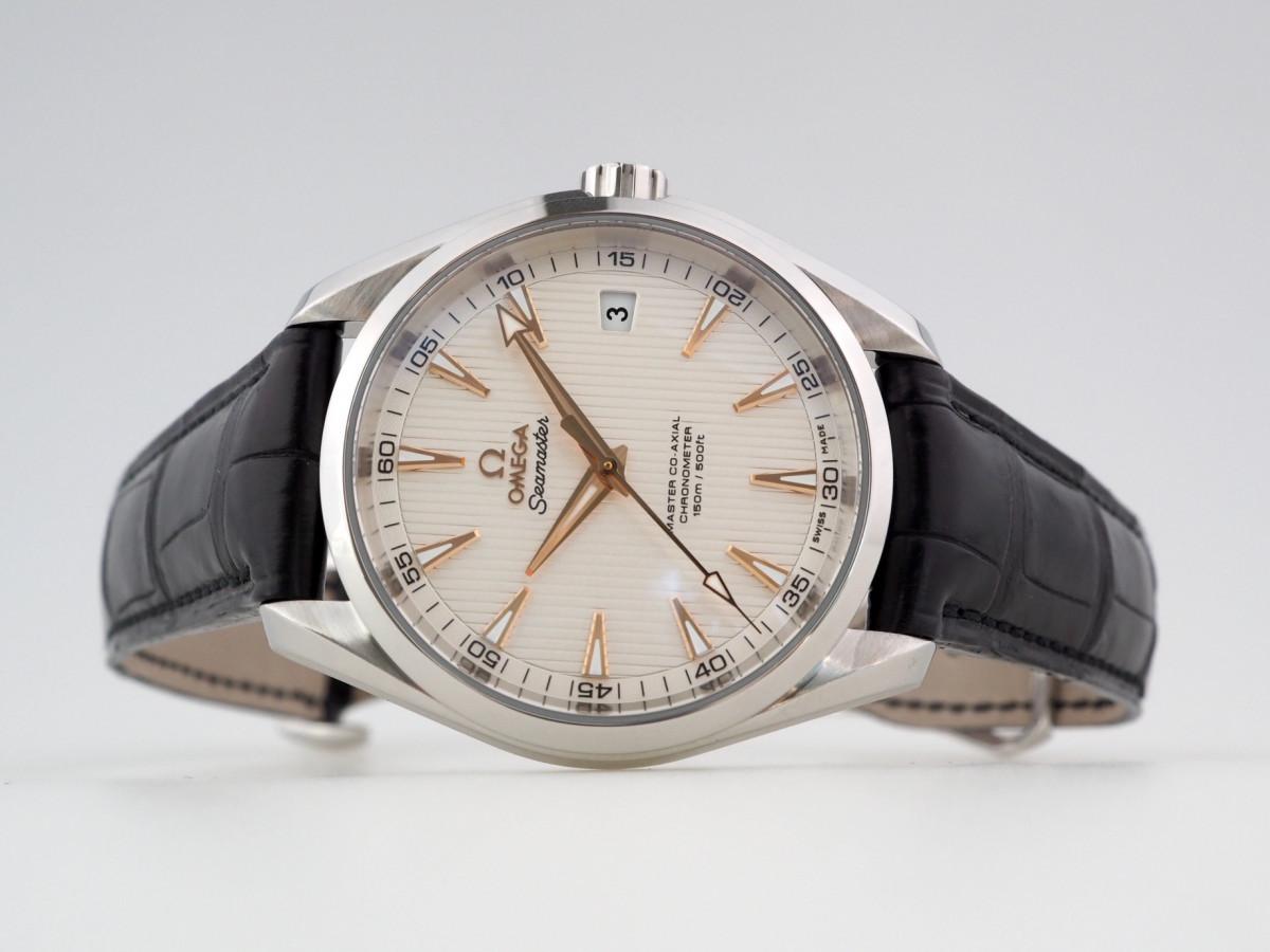 Швейцарские часы Omega Aqua Terra 150m Master Co-Axial
