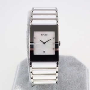 Швейцарские часы Rado Integral Jubile White Ceramic