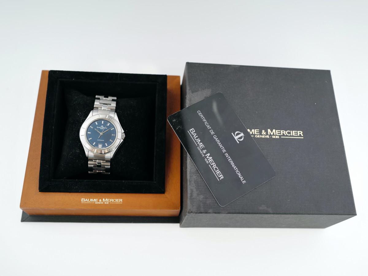 Швейцарские часы Baume & Mercier Malibu