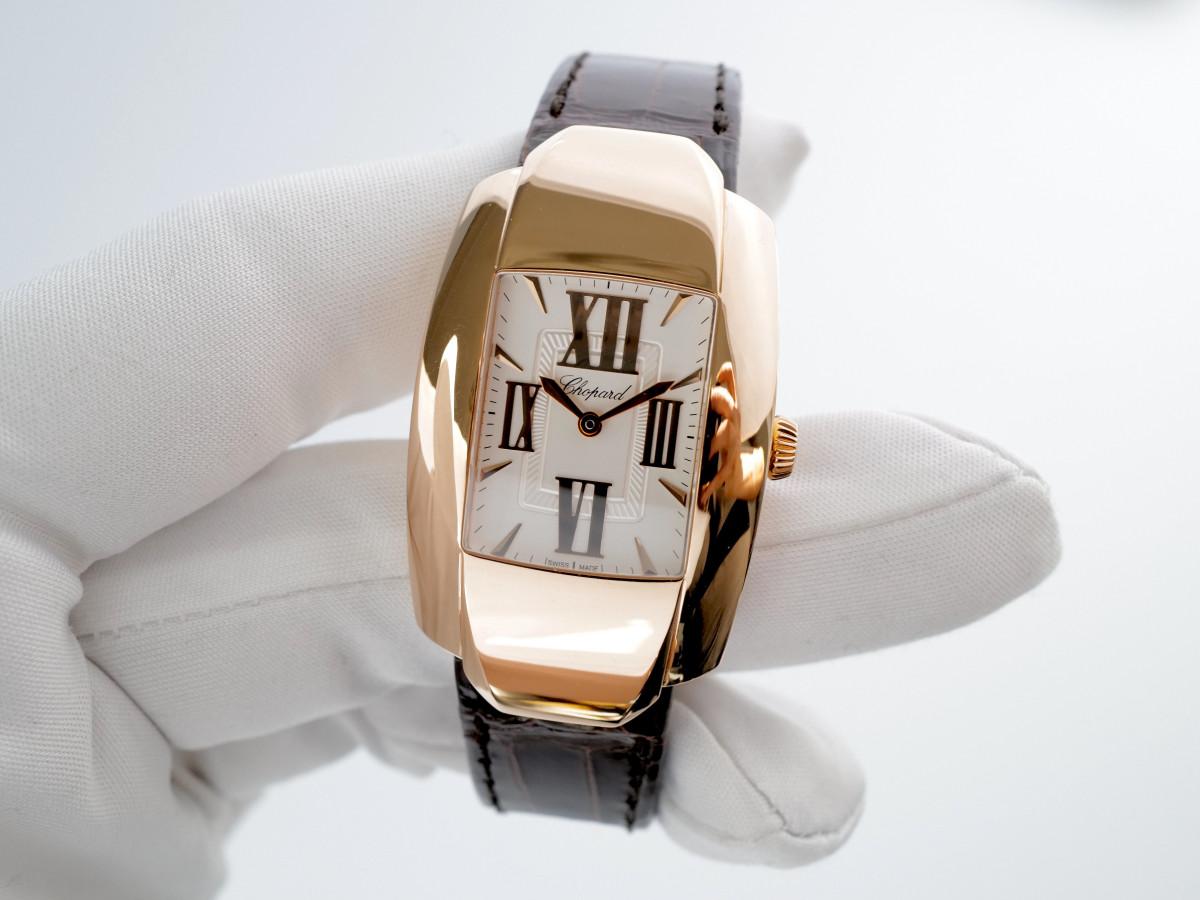Швейцарские часы Chopard La Strada Cushion