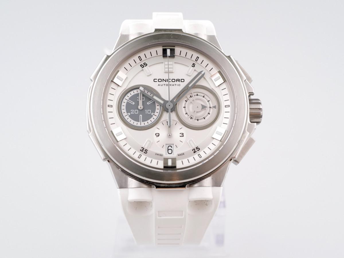 Швейцарские часы Concord C2 Chronograph