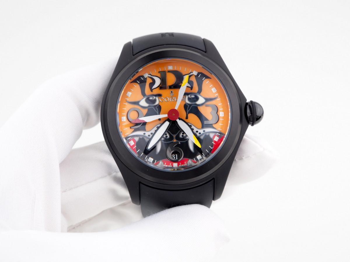Швейцарские часы Corum Bubble 47 Tiger