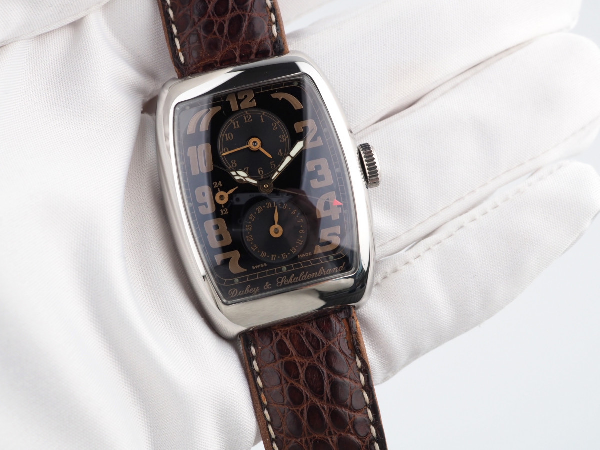 Швейцарские часы Dubey & Schaldenbrand Aerodyn Duo GMT