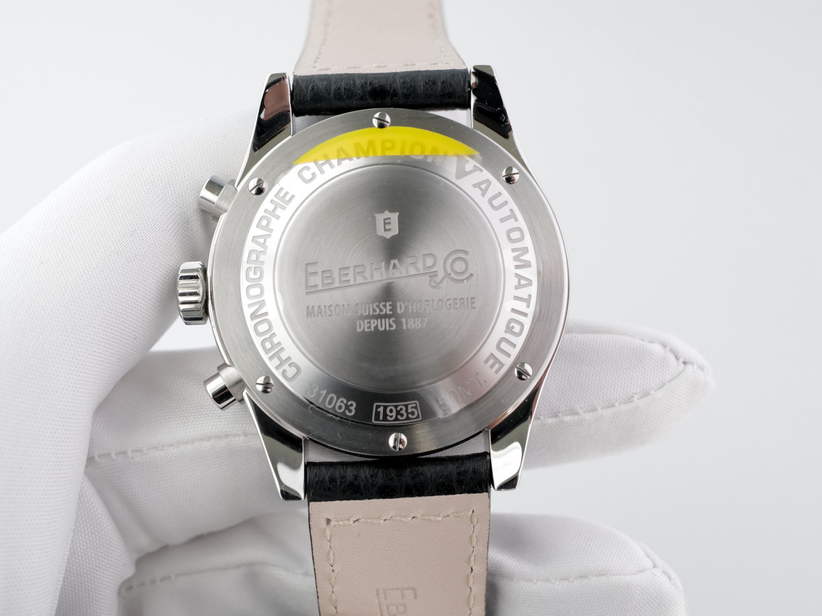 Швейцарские часы Eberhard Champion V Chronograph